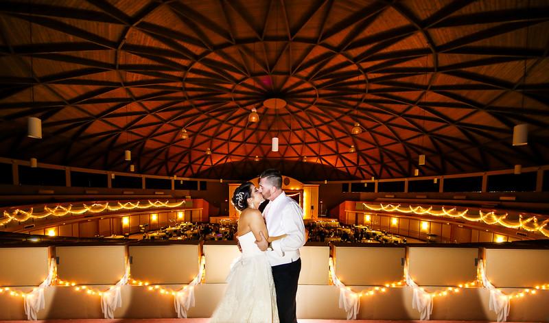 Katy & Durant Wedding