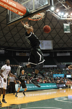 UH vs. New Mexico State 11/12/13