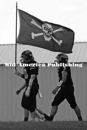 Pirate Varsity Football 2019