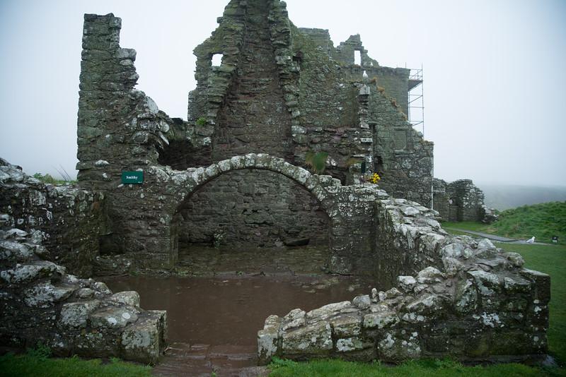 Donnottar Castle