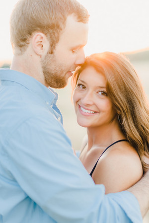 Kristine and Paul's Engagement at Chickies Creek and Riverfront Park