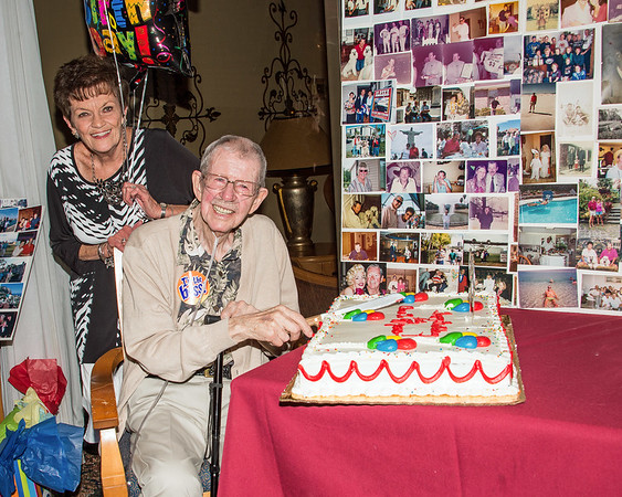 Art's 90th Birthday Party - March 25, 2017
