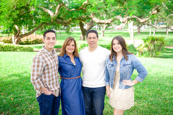 Cabarcas Family 2017
