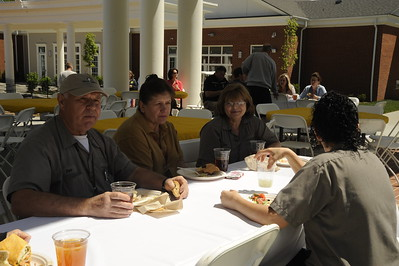 Lunch @Greek Pavilion