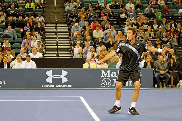 DBKphoto / Caesars Classic Tennis 04/10/2010 SAMPRAS vs SAFIN