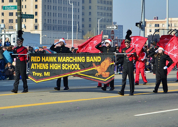 2012 Thanksgiving day parade