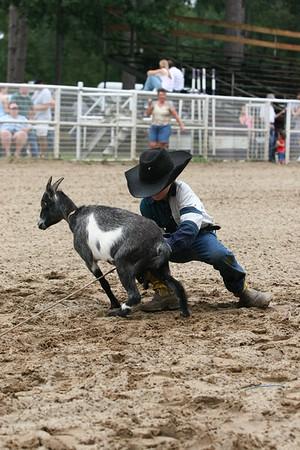 SPYR 08/12/2006 Goat Flipping