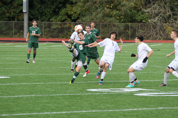 Boys Soccer vs. Riverdale