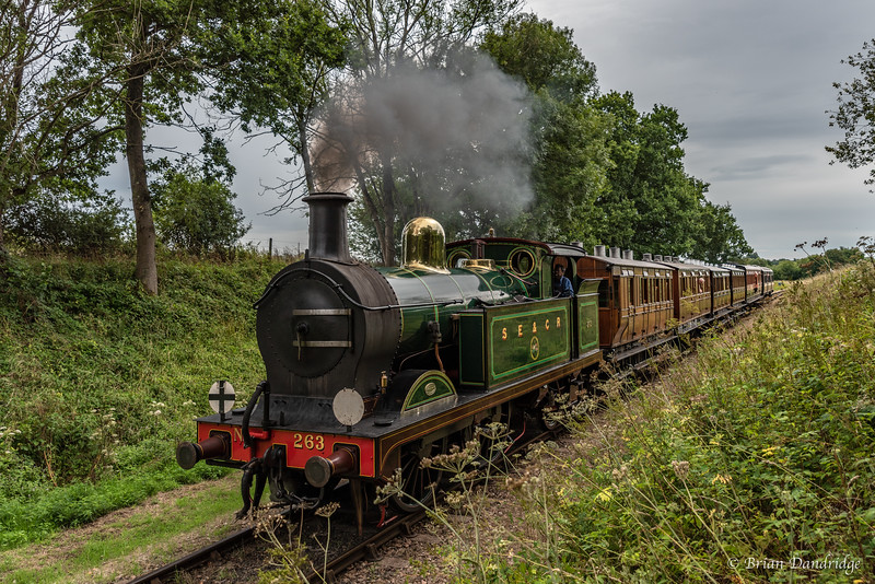 South Eastern & Chatham Railway No.263