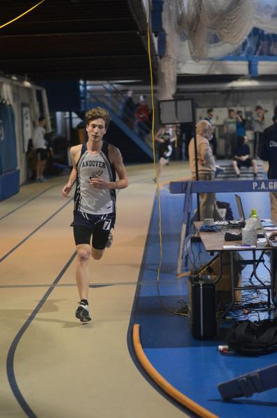 Track vs. Haverhill High School / Wilbraham 4/19/13