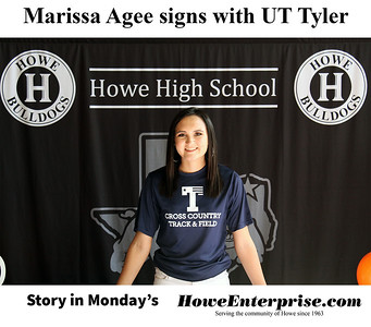 Marissa Agee signs with UT Tyler, 12/4/2020