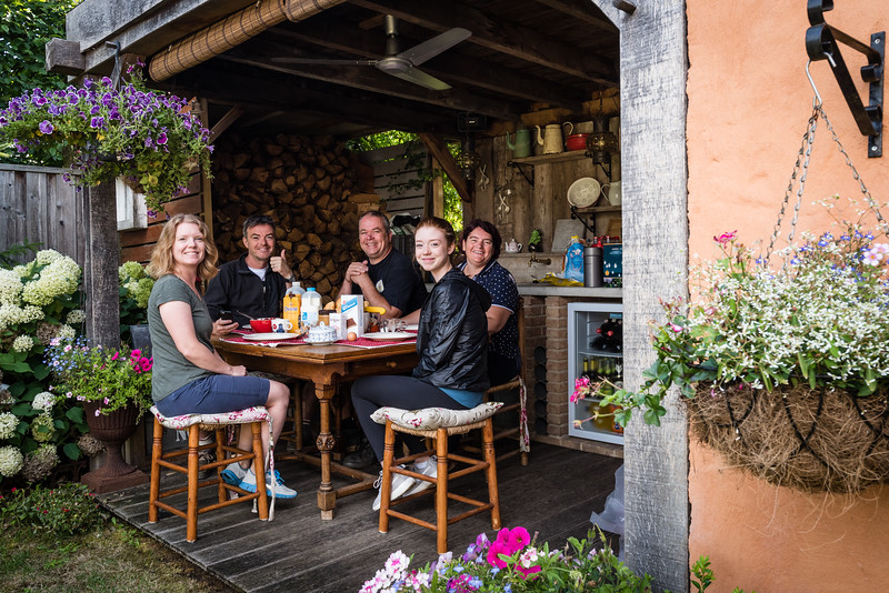 Day 12 - good times in Swalmen, July 15th