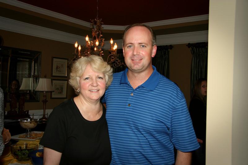 Karen and Rick Crowley