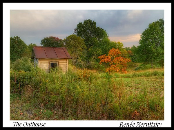 Old Sheds and Outhouses