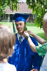 Milltown Graduation 2012