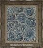 "Starry Night  -  20"" x 24""  (framed 27.5"" x 31.25"") 1994, Price: TBD"
