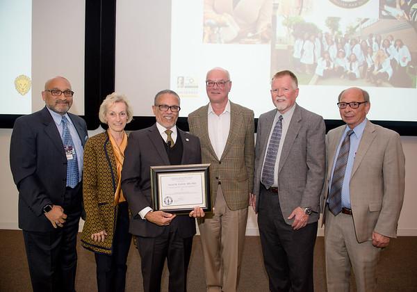 Charles R. Drew University president headlines College of Podiatric Medicine Dean's Lecture