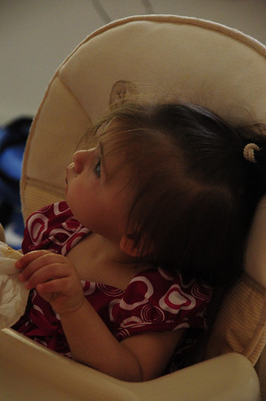 Isabella turns 1