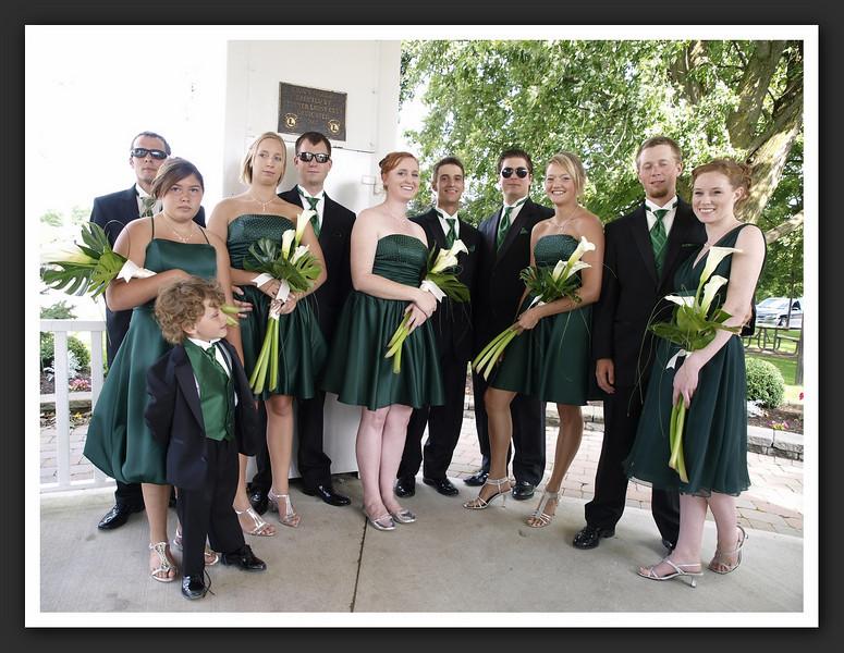 Bridal Party Family Shots at Stayner Gazebo 2009 08-29 032 .jpg