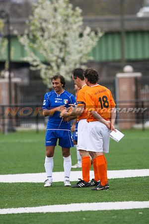 04/28/2007 Eindhoven vs. Italy Realtors