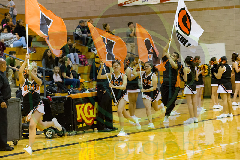GHS vs Sandia Boys Varsity