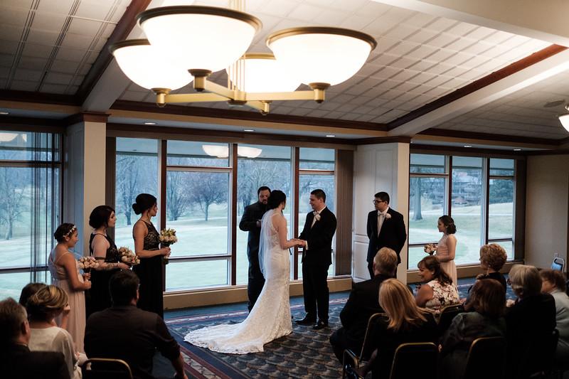 Mariah & Scott's Wedding at The Freeport Club