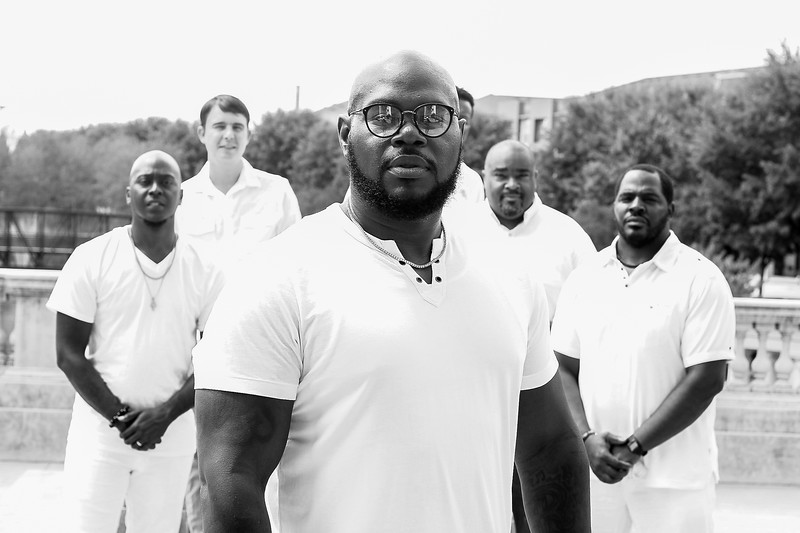 Dvante Black Groomsmen Shoot
