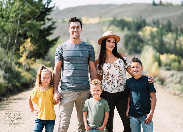 Spencer Rose Family
