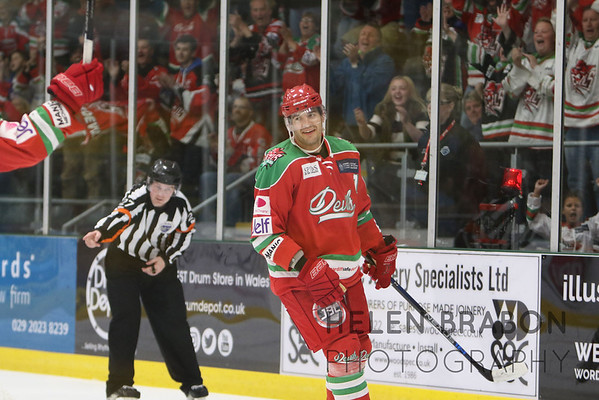 Cardiff Devils vs Coventry Blaze 03-09-16