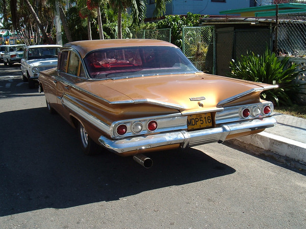 Cuban Cars 2007.