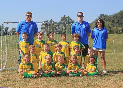 2015 Westminster Soccer - Brazil
