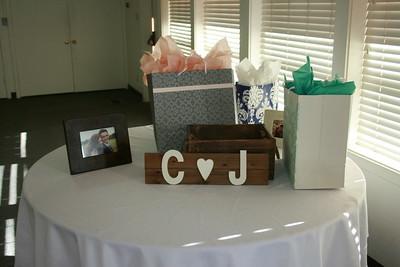 Colin & Jenny Wedding Reception