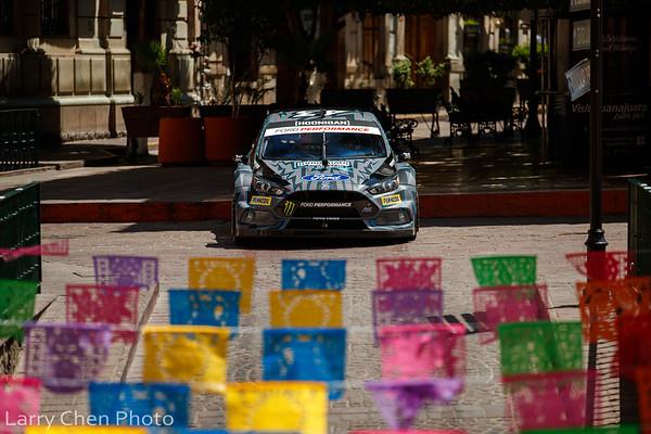Gymkhana 10: Guanajuato