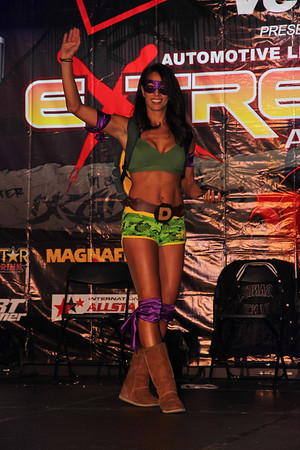 Cosplay Contest at Extreme Autofest 2011