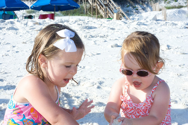 Beach Trip - June 2010