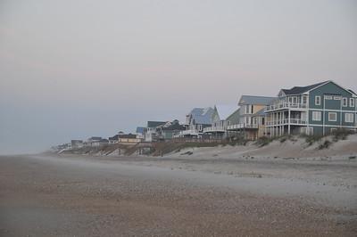 Topsail Beach - April 2008