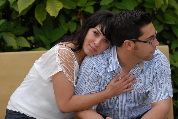 Nick & Lisa engagement1