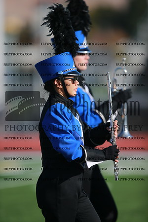 Los Altos High School Eagle Marching Band and Color Guard