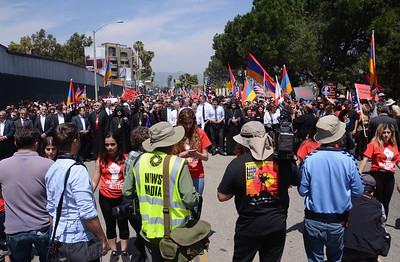 Armenian Genocide - March for Justice