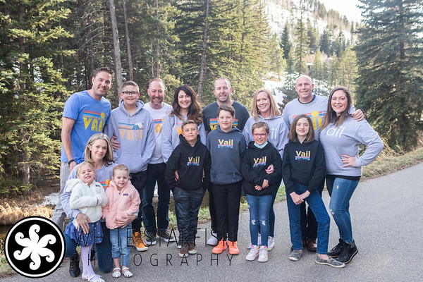 Vail Family Photos - Lionshead - Stockton