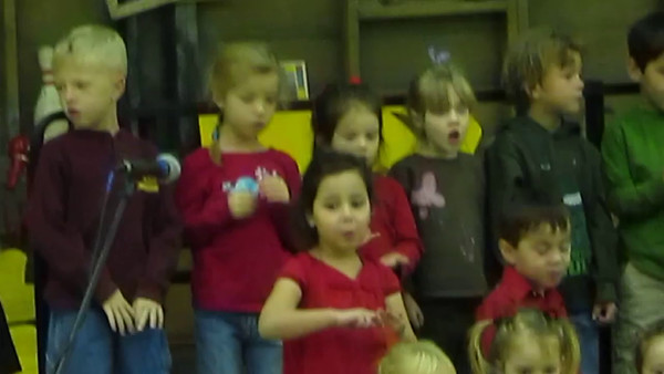 CBS Christmas Pageant