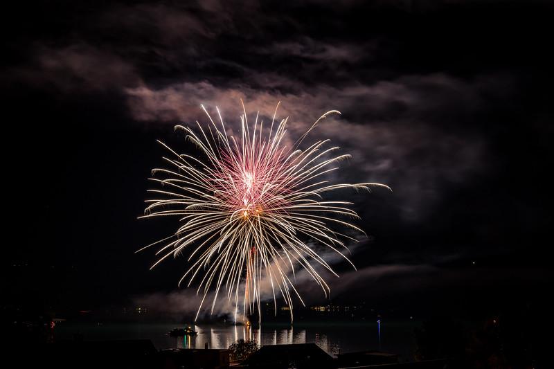 Seenachtsfest Oberägeri