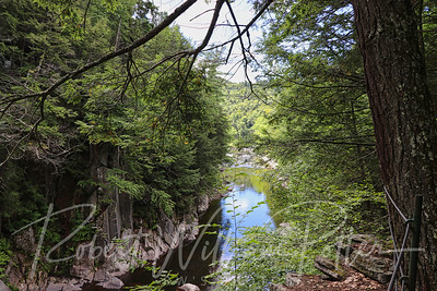 Chesterfield Gorge-Chesterfield, MA