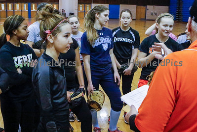 Softball Tryouts 2/23/15
