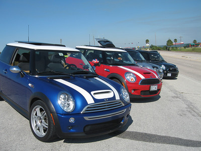 MINI & Prowler Cruise to Galveston - Oct 2007