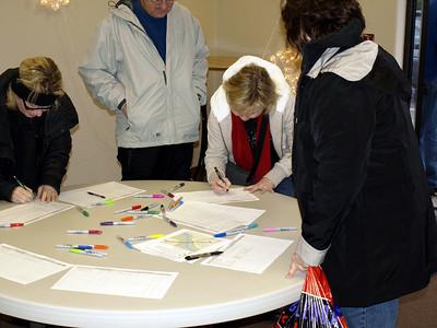 Homeless Outreach - December 27, 2010