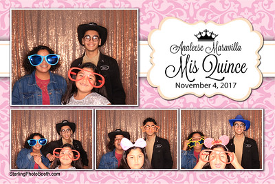 Analeese Maravilla's Quince