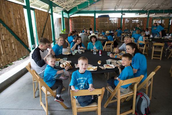 Rotary Zoo Day 2015
