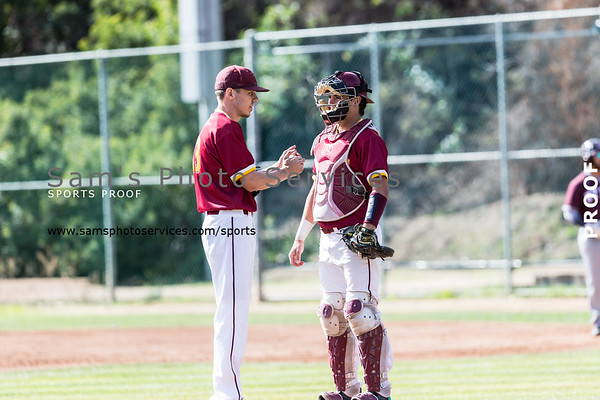 Baseball vs Mt. SAC (01/27/2018)