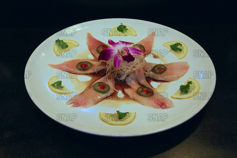 Special Yellowtail Tuna # 2